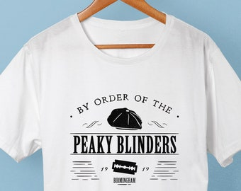 By Order of the  Peaky Blinders - T-Shirt