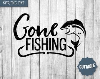 Download Fishing Memorial Svg Etsy