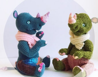Cuddly Animals to Crochet: 28 Cute Toys to Make and Love ... | 270x340