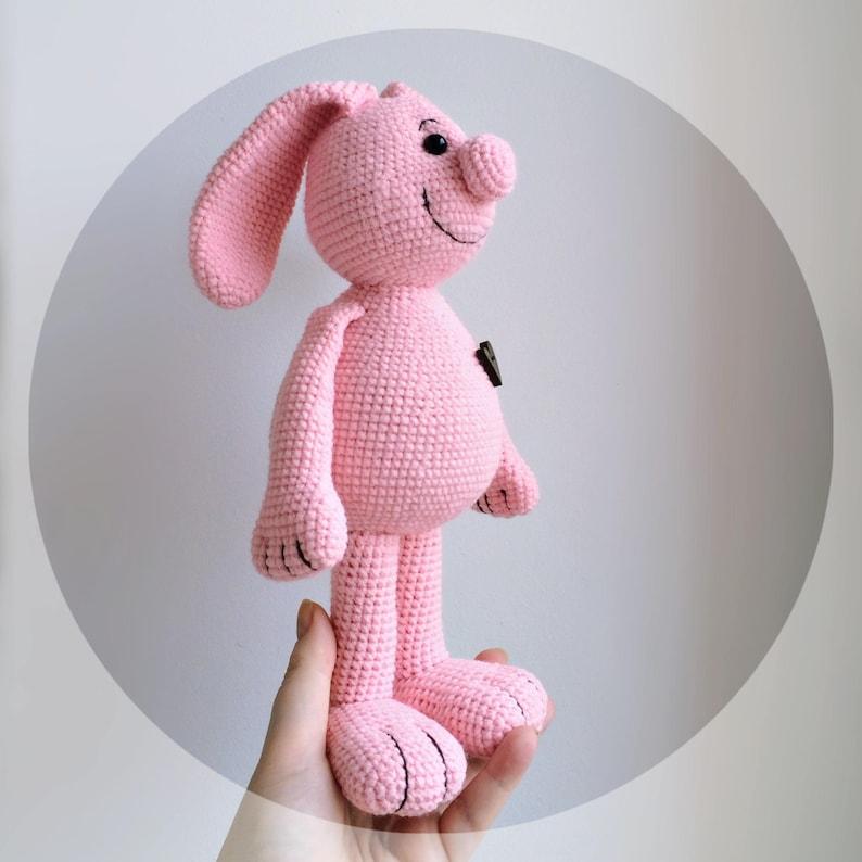 Cute bunny amigurumi pattern - Amigurumi Today - Amigurumi Crochet ... | 794x794