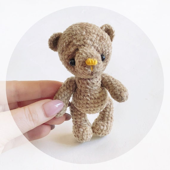 How to make a soft amigurumi nose - YouTube | 570x570