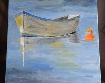 Rowboat on Buoy SALE!!!