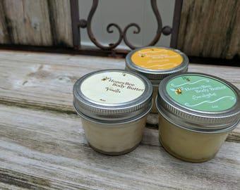Body Butter Sampler Pack