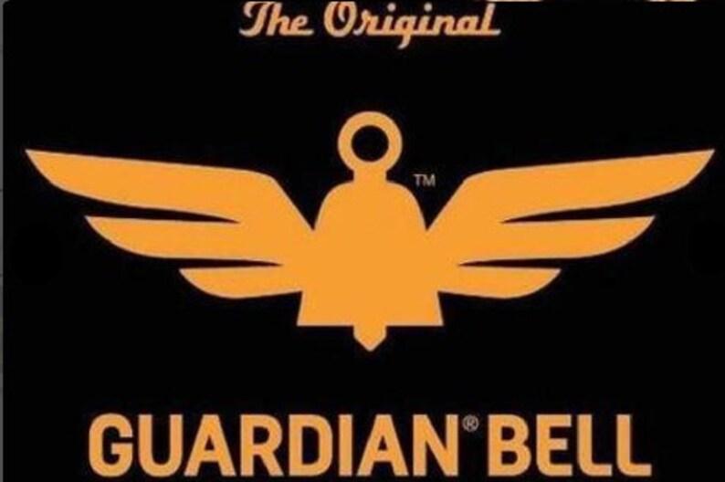 Chopper Guardian Bell Pendant Lucky Charm