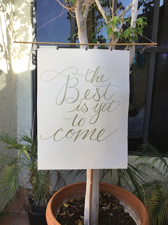 Personalized Vellum Sign for Weddings and Home