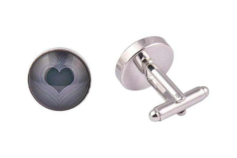Black Love Heart Cufflinks Cool Cufflinks Mens Cufflinks Shop Cufflinks Popular Cufflinks Quality Cufflinks Affordable Cufflinks