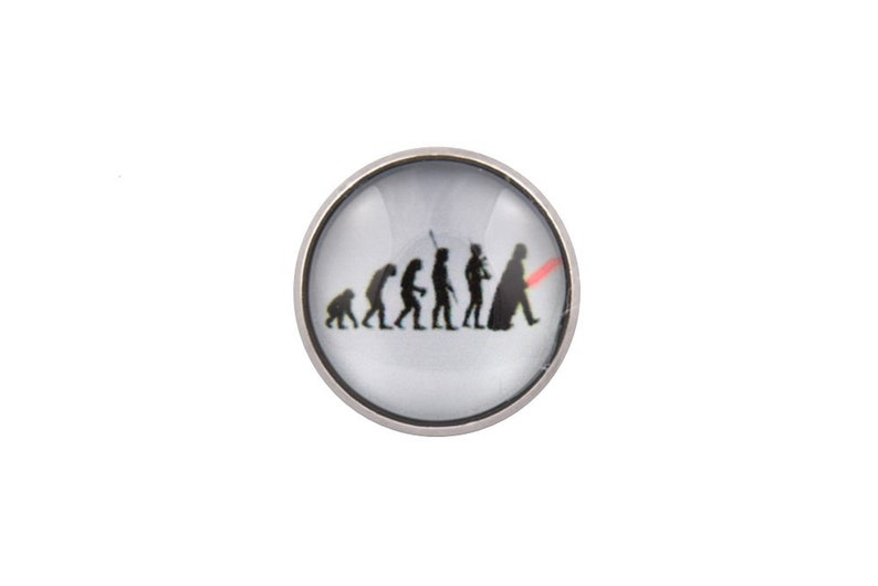 Star Wars Evolution Lapel Pin Blazer lapel Pins Designer Lapel Pins Lapel  Pins UK Round Lapel Pins Fashion Lapel Pins Jacket Lapel Pin
