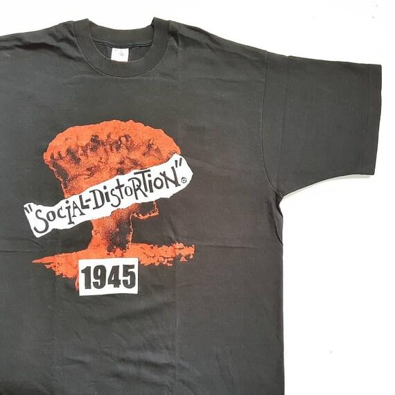 Vintage Social Distortion T-shirt