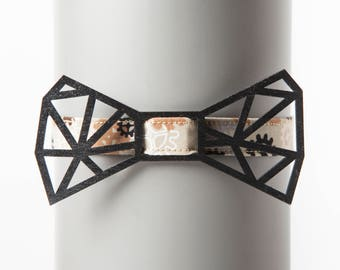 Architect Black Bow Tie