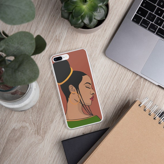 Naturally Iphone 11 Case Cover Black Queen Phone Case Black Etsy