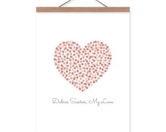 PDF Dulces Sueños - Heart (Spanish - English)