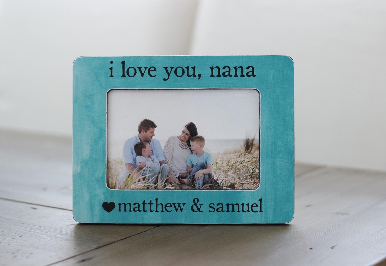 Personalisierte Muttertagsgeschenk für Nana Oma Nana | Etsy
