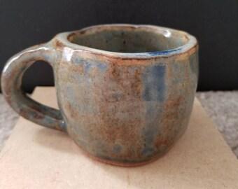 Hand Built Mini-Mug