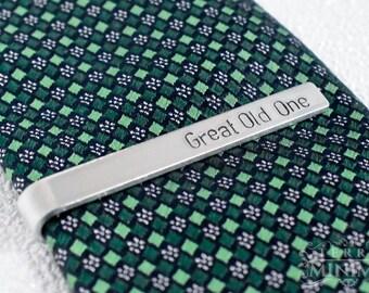 Herren Männer Krawattenklammer Krawatte Klemme Tie Clip Krawattennadel UUMW