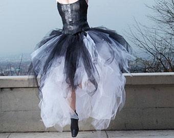 Harley Leather Wedding Dress Etsy