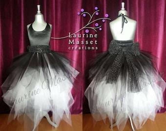 BLACK SWAN by Lee Masset bridesmaid dress