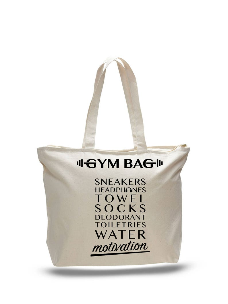 b2d07d2e05 GYM BAG Workout Bag Unique Gym Bag Workout Motivation Gift