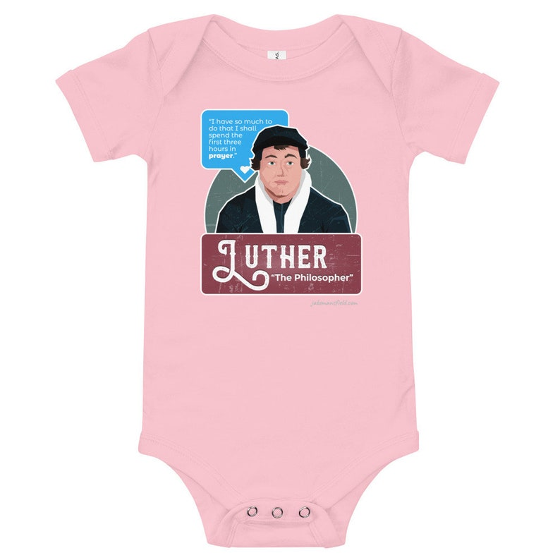 6-12M Baby Martin Luther gear 12-18M or 18-24M T-Shirt 3-6M