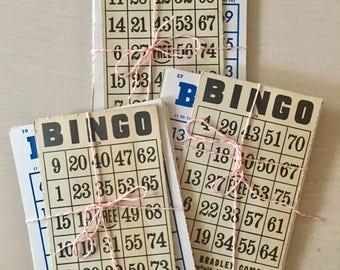 Vintage Bingo Cards - Crafts - Smashbook - Journals