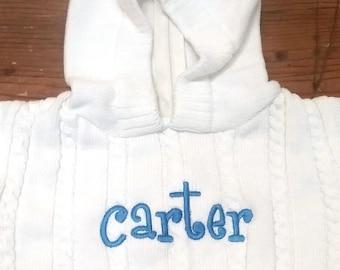 00cf55836 Custom baby sweater