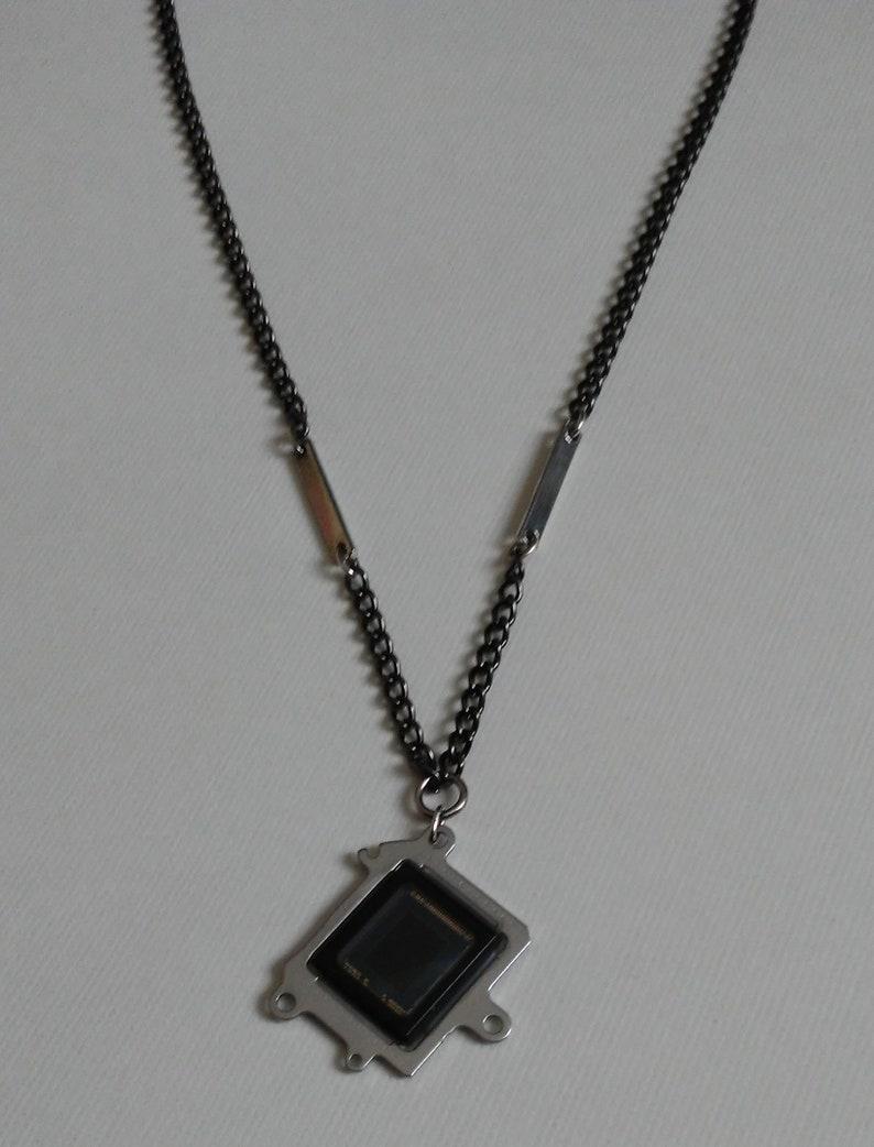 fd47d63d1374c Camera part pendant necklace