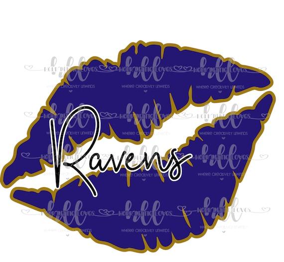 Ravens Lips Svg Png Jpeg Sublimation Clipart Etsy