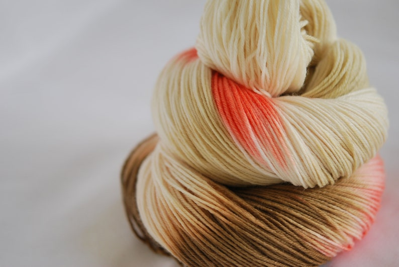 Hand Dyed Yarn  It's My Party image 0