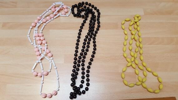 vintage job lot trio bracelet bangles kitsch mid century modern scandi minimalist jewellery