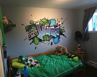 Graffiti Custom Name