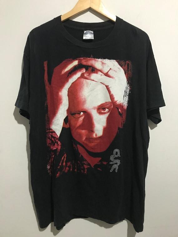 Vintage  The Cure Wish Tour 1992 T-Shirts Size XL