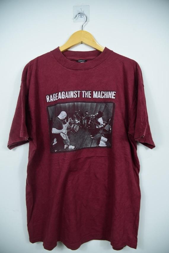 Vintage Rage Against The Machine 1997 Promo T-Shir