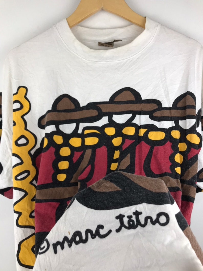 Vintage 90s Marc Tetro Canada T-Shirts