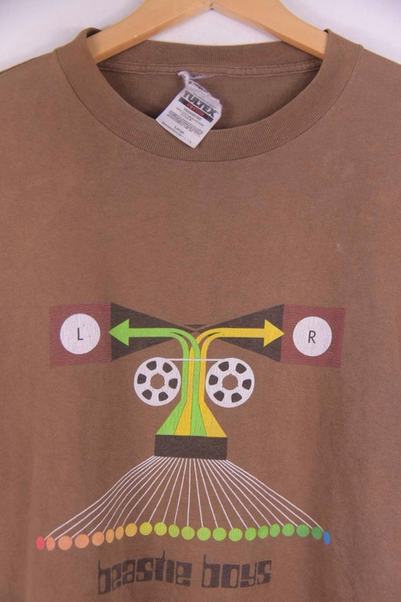 Vintage 90s Beastie Boys Band T-Shirts - image 2