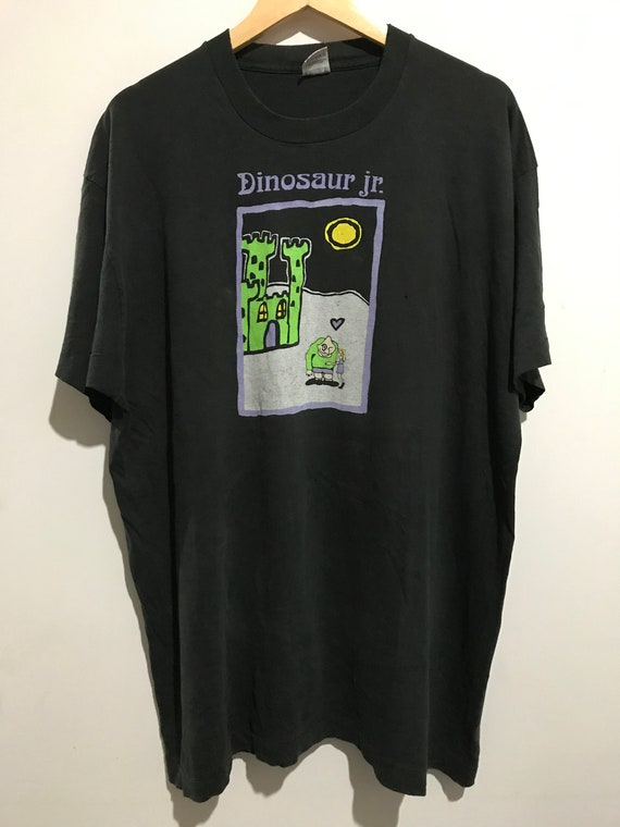 Vintage 90s Dinosaur Jr. Little Fury Things T-Shir