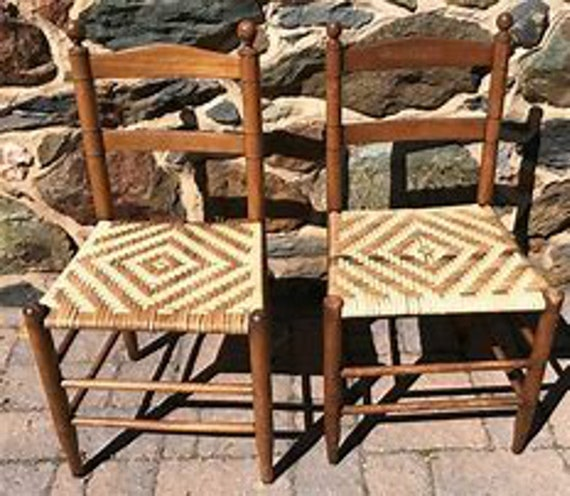 Peachy Diamond Splint Seat Weaving Kit With Materials To Reweave A Chair At Home A Fun Creative Project Diy Gmtry Best Dining Table And Chair Ideas Images Gmtryco