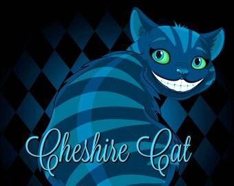 Cheshire Cat / Alice in Wonderland inspired perfume (Black licorice, Cotton Candy, Moonflower, Berries, Coconut, Vanilla, Mandarin)