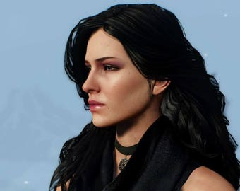 Yennefer inspired perfume oil (Lilac, Gooseberries, Black Suede, Ancient Woods)