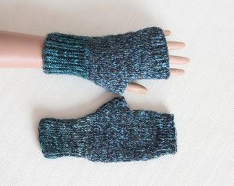 Knit fingerless gloves Knit fingerless mitts Knit mittens Arm warmers Fingerless mittens Driving gloves Winter gloves Hand warmers Merino
