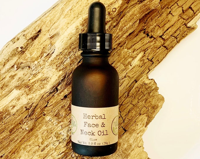 "Herbal Facial Oil ""Glow"""