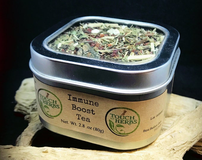 Immune Boost Tea - Echinacea Leaf and Root Tea