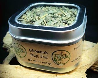 Stomach Bug Tea