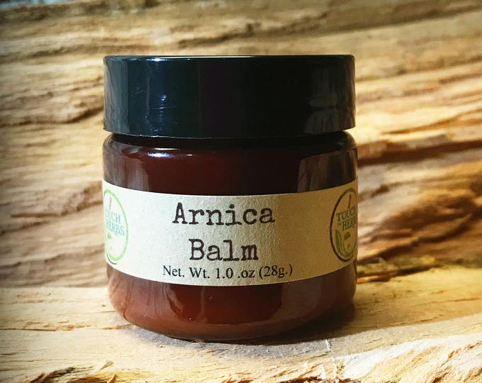 European Arnica Balm - Balm for Bruises and Pain
