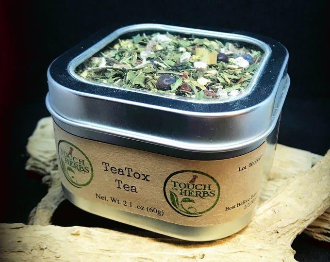 TeaTox Tea - Natural Organ and Body Detox