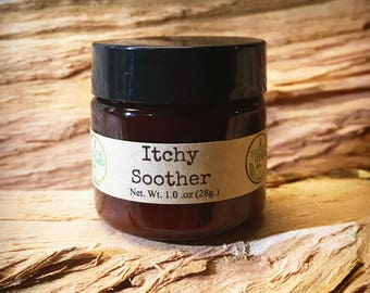Itchy Soother Balm - Natural Itch Relief Treatment