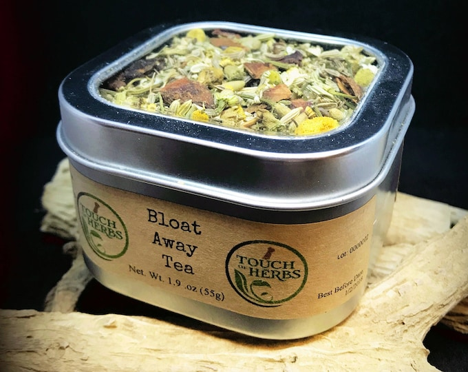 Bloat Away Tea - Natural Gas Relief - Remedy Tea