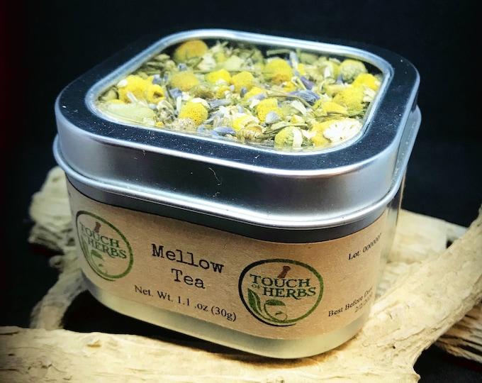 Mellow Tea - Calming Tea - Anxiety Relief Tea