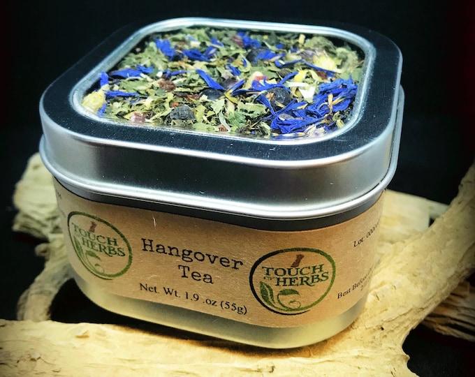 Hangover Tea - Remedy Teas - Cleansing Teas
