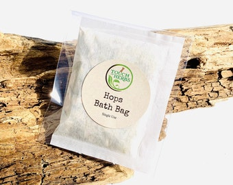 Hops Beer Bath Bag Soak