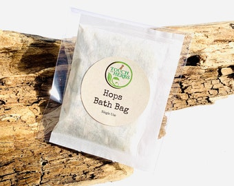 Hops Beer Bath Bag Soak