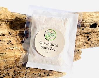 Calendula Bath Bag